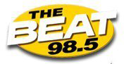 98.5 The Beat logo